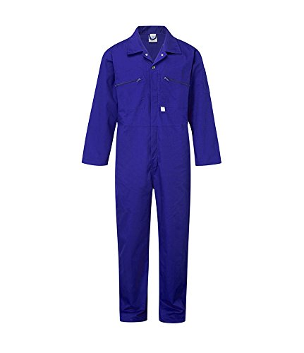 Blue Castle 366 Zip Voorkant Coverall Ketelpak