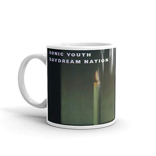 ChGuangm Sonic Youth Daydream Nation Classic Rock Album Cover 11 oz Coffee Mug
