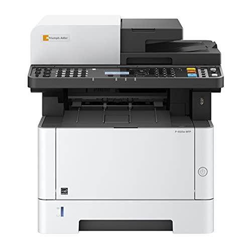 TA P-4025w MFP Stampante Multifunzione Laser 40ppm, rete cablata e Wi-Fi, Funzione copia,stampa,scansione e fax.