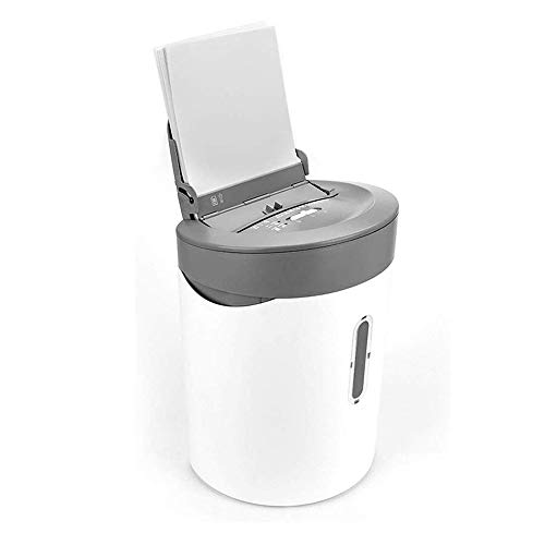 For Sale! SMLZV Security Cross Cutting Paper Shredder,Shredders for Office and Home Use,5-Sheet Shre...