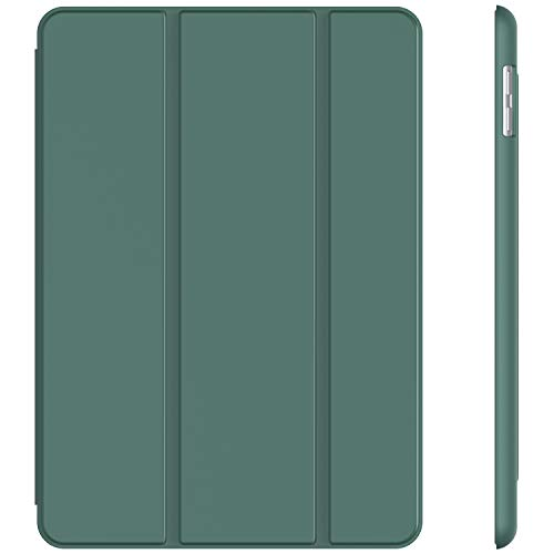 JETech Case for iPad (9.7-Inch, 2018/2017 Model, 6th/5th Generation), Smart Cover Auto Wake/Sleep, Misty Blue