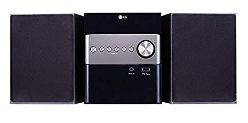 LG Electronics CM1560DAB Mini Hi-Fi System with Digital Radio
