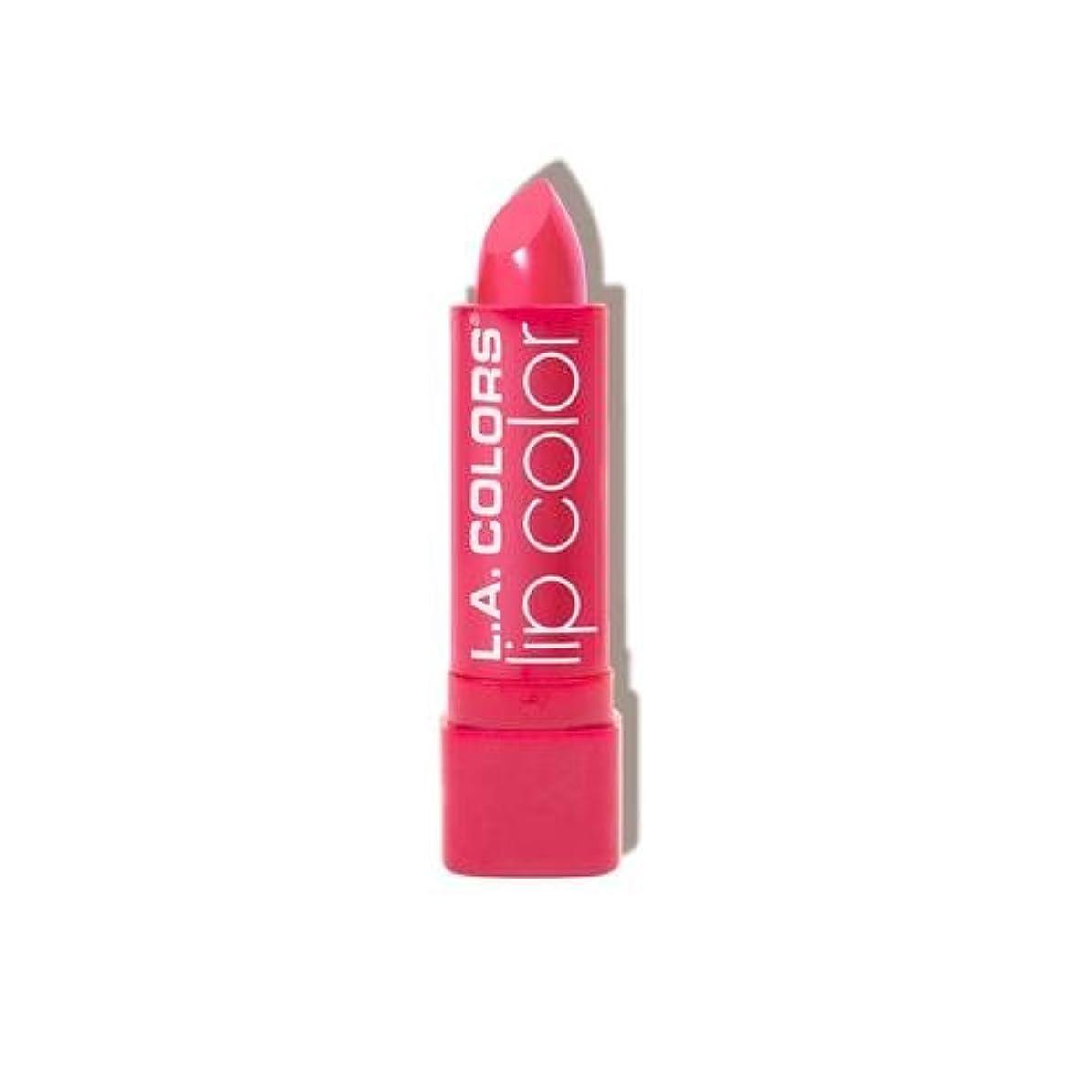 首相ペチュランス安全なL.A. COLORS Moisture Rich Lip Color - Dream (並行輸入品)