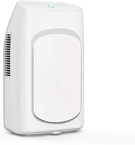 Save %23 Now! HUYYA Portable Home Electric Dehumidifier, 216 Square Feet, 2000Ml Dehumidifiers Automatic Closing Suitable for Bathroom, Closet, RV, Basement, Bedroom,White