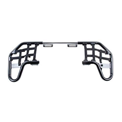 Comp Series Nerf Bars Silver With Black Webbing for Yamaha BLASTER 200...