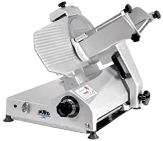 Univex 7510 Compact Economy Series Electric Slicer Manual Gravity Feed, 10