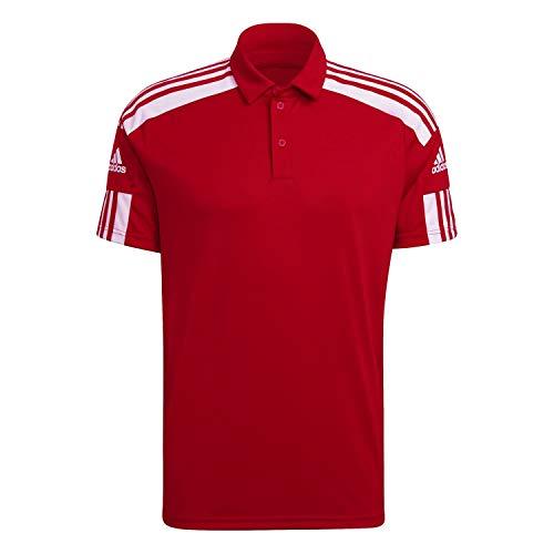 adidas Sq21 Poloshirt, Herren XL Tmpwrd/weiß