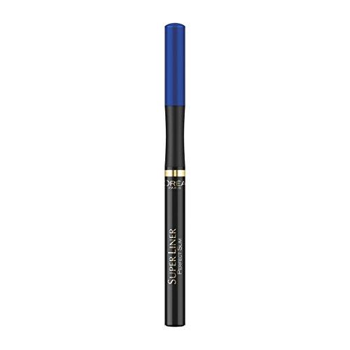 L'Oréal Paris Super Liner Perfect Slim Eyeliner ,Blau