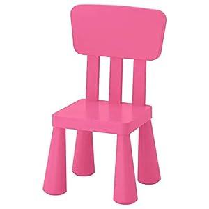 Ikea Mammut Children's Chair (Pink)