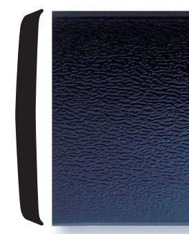 Trim-Gard 2' All Black Smooth or Embossed Body Side Molding (Embossed, 20 Feet)