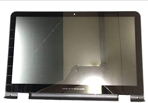 15.6' FHD LCD Screen Display Touch Digitizer Bezel Assembly for HP Envy 15T-AE100 M6-AE151DX