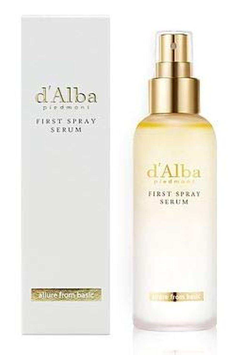 ローラースマッシュ深く[dAlba] White truffle Mist Serum 100ml / [ダルバ] ホワイト トラプル ミスト セラム 100ml [並行輸入品]