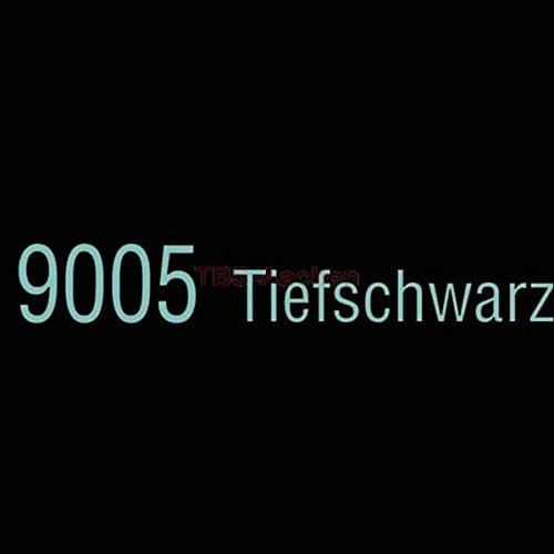 """Brantho Korrux """"3 in 1"""" RAL 9005,schwarz, 400 ml -Srühdose, Rostschutzfarbe"""