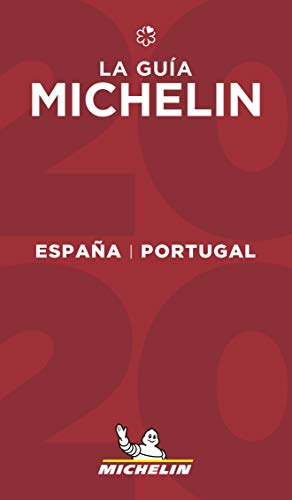 La Guía MICHELIN España & Portugal 2020: The Guide Michelin (La guida Michelin)