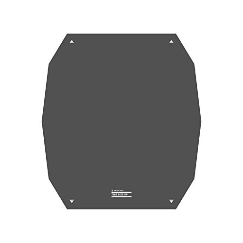 HEIMPLANET Original | Backdoor Groundsheet | wasserdichte Zeltunterlage - 5000mm Wassersäule | Zeltboden für Backdoor 4 Personen Zelt | Unterstützt 1% for The Planet