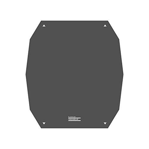 HEIMPLANET Original | BACKDOOR Groundsheet | Tapis de tente imperméable - Colonne d'eau 5000 mm | Sol de tente pour tente 4 personnes BACKDOOR