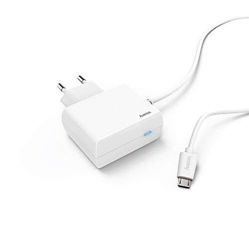 Hama 183254 Ladegerät, Micro-USB, 1