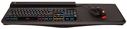 Corsair CH-9500000-UK Lapdog Centre de Commandes de Jeu–Noir