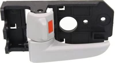 CPP Front Driver Side Gray Interior Door Handle for Kia Spectra, Spectra5