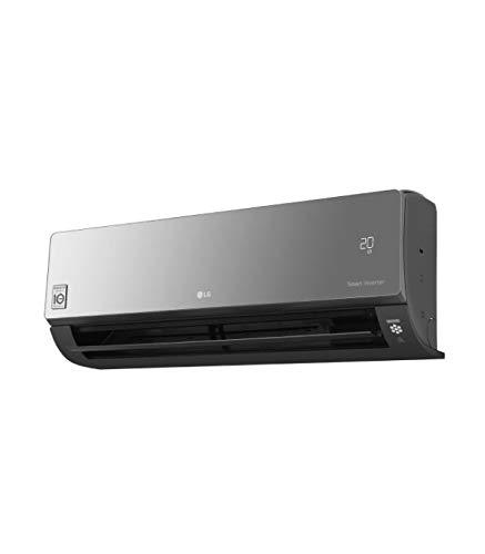 LG Aire Acondicionado Mirror12 3010 FG/h A++ Negro