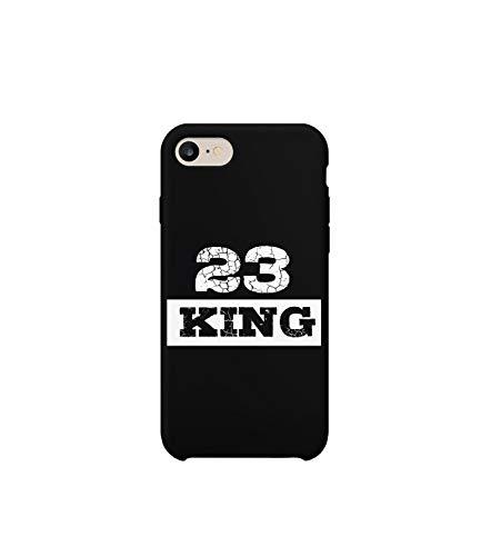 Jugador de baloncesto 23 King 02_MRZ0150 Funda protectora de plástico duro para teléfono móvil Funda divertida para Huawei P9 Lite