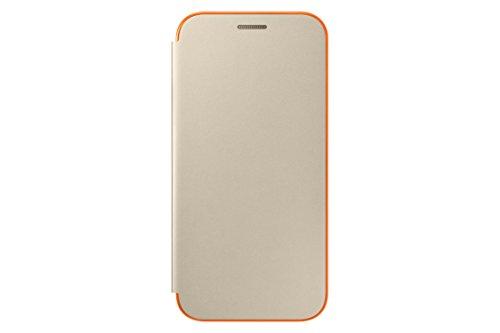 Samsung Neon Flip Cover für Galaxy A5 (2017) gold