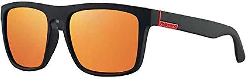 ZYIZEE Gafas de Sol Gafas de Sol polarizadas para Hombre Gafas de Sol para conducción de aviación Gafas de Sol para Hombre Retro Luxury-C04