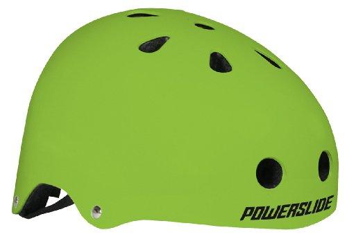 Powerslide Helm Allround, Grün, L/XL (59-61 cm)