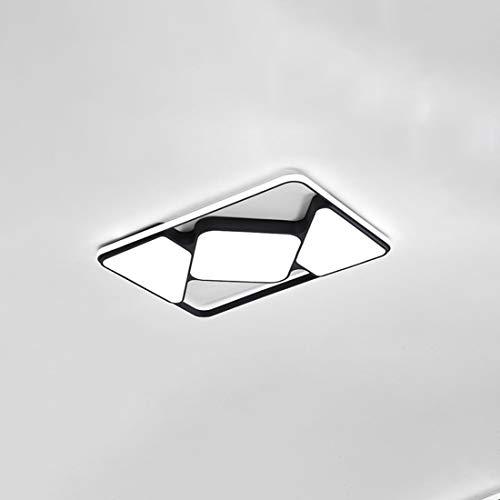 Helele Led-plafondlamp, acryl, moderne lamp met heldere armen voor het interieur, warm licht