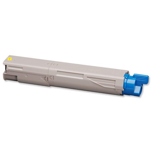 OKI Lasertoner für C3520MFP/3530MFP/43459369 C3520Y, gelb
