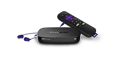 Roku Premiere - HD and 4K UHD Streaming Media Player with HDR