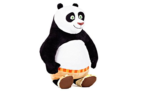 Happy Feet - DreamWorks Kung Fu Panda - 30 cm peluche - Po