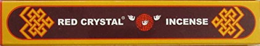 郵便局レースマルクス主義レッドクリスタルIncense Small