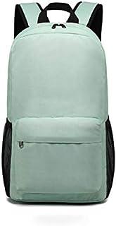 PANFU-AU Student Bag Fashion Trendbackpack Travel Laptop Backpack Business Backpack School Bag Travel Laptop Backpack Leisure Sports Backpack (Color : Green)