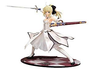 Fate/unlimited codes: Saber Lily ~Golden Caliburn~ 1/7 Scale PVC Figure
