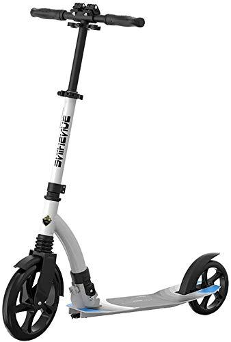 Patín Eléctrico Kick adultos plegable scooter con 220 libras de capacidad de...
