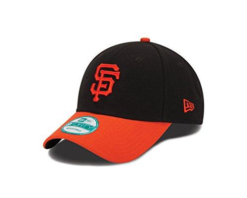 New Era MLB SAN Francisco Giants ALT The League 9FORTY Adjustable Cap, One Size, Black
