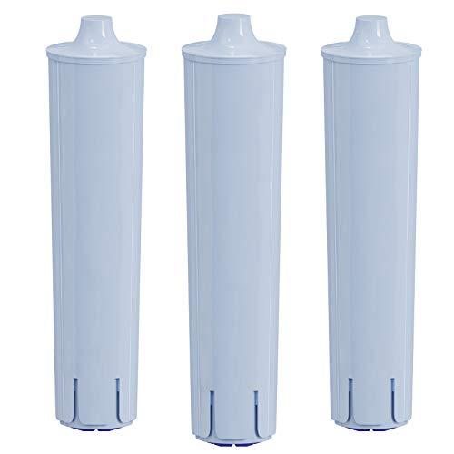 Fil-Fresh Alternative Filterpatrone Claris Blue, Wasserfilter Blue Für Jura Kaffeevollautomat, Kompatibeler Entkalker mit Jura ENA, ENA Micro, Impressa, Giga usw., 3er Pack