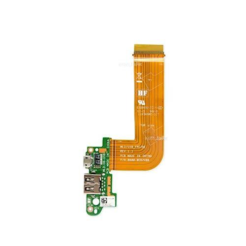 ComponentWarehouse Compatibile con Jack DC dell Venue 11 PRO T06G 5130 Tablet Power USB Porta di Ricarica MLD-Db-USB