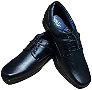 Safety Gold Leather Shoes 1954 (9)