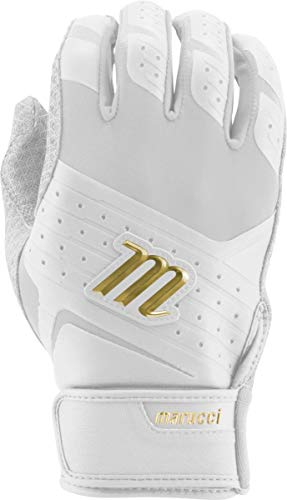 Marucci PITTARDS Reserve Batting Glove White
