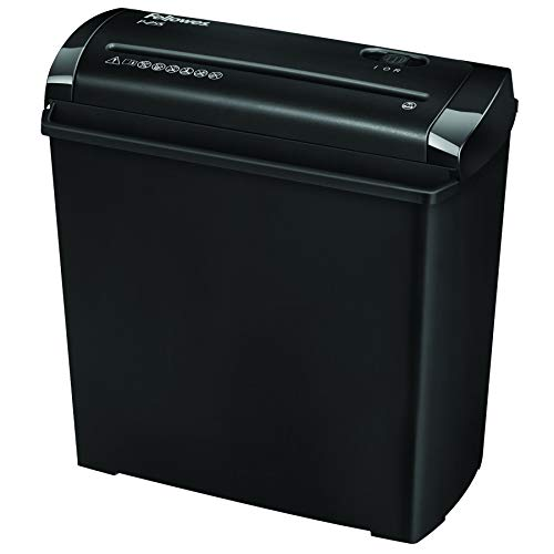Fellowes 4701001 Distruggidocumenti P-25S, a...