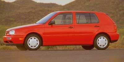 ... 1997 Volkswagen Golf TREK, 4-Door Hatchback Automatic Transmission ...