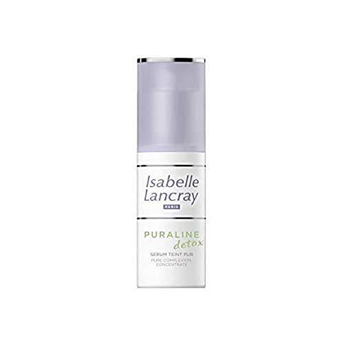 Isabelle Lancray Puraline Detox Sérum teint Pur - détoxification, la purification du sérum (1 x 20 ml)