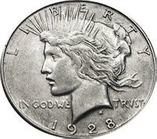 1928 Peace $1 Very Fine