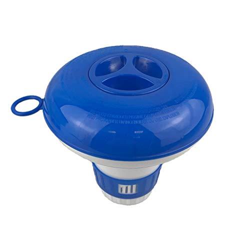 well2wellness® Chlordosierer Chlor Dosierschwimmer klein Deluxe
