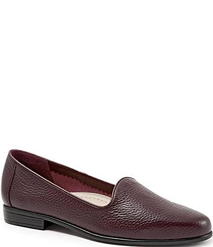 [トロッターズ] シューズ 23.5 cm パンプス Liz Tumbled Leather Flats Burgundy レディース [並行輸入品]