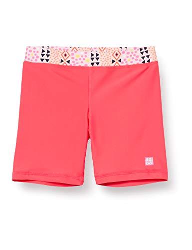 Schiesser Mädchen Bade-Shorts Badeshorts, Mehrfarbig (Multicolor 1 904), 98 (Herstellergröße: 098)