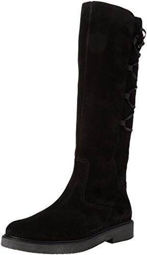 Gabor Shoes Damen Fashion Stiefel, Schwarz (87 Schwarz (Anthrazit), 39 EU