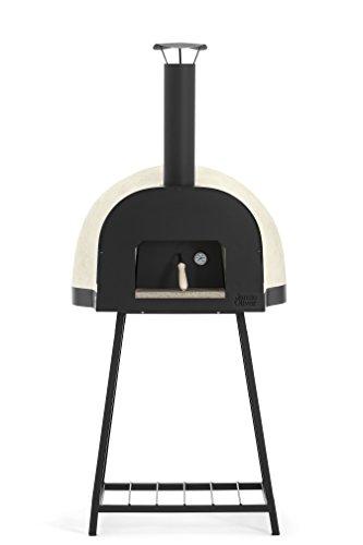 Jamie Oliver Dome 60 Leggero Italiano leña con Superficie, Incluye Pala para Pizza y...